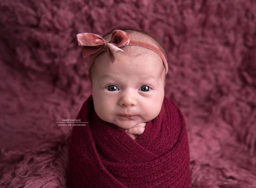 Tilly: Newborn Photoshoot