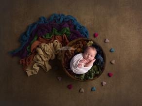 Ainsley: Newborn Photoshoot