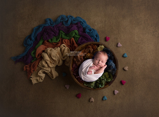 Ainsley: Newborn Photoshoot