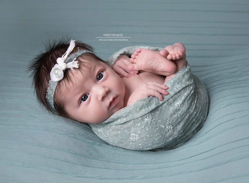 Evelyn: Newborn Photoshoot