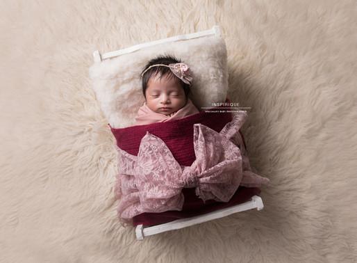 Freya: Newborn Photoshoot