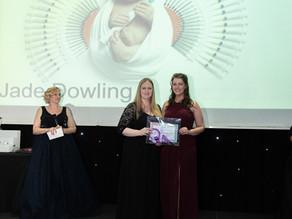 I won runner up for newborn photographer of the year in UK & Europe!!