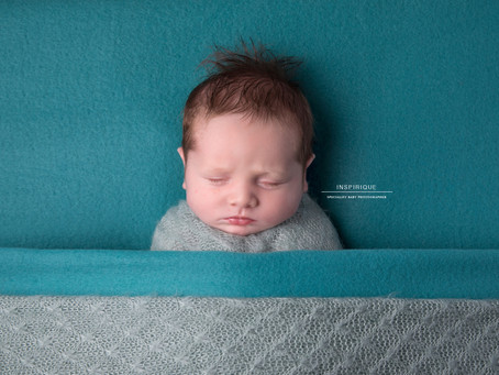 Theo: Newborn Photoshoot
