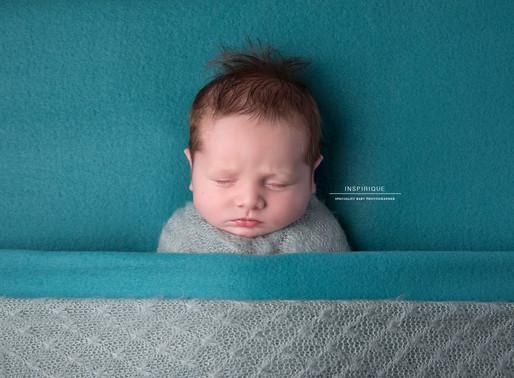 Theo: Newborn Photoshoot