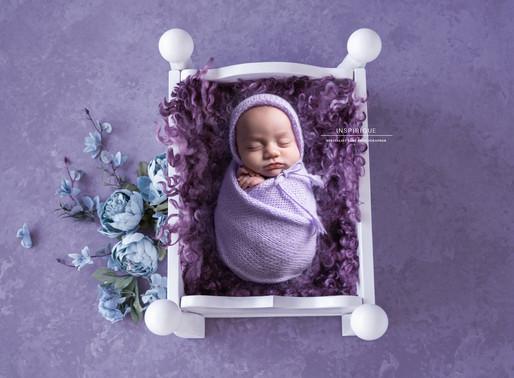 Indie: Newborn Photoshoot