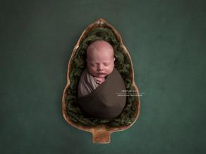 Riley: Newborn Photoshoot