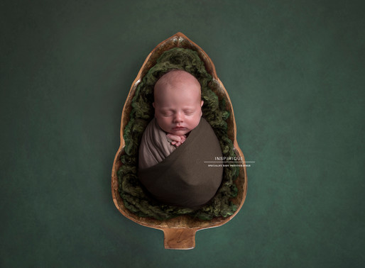 Riley: Newborn Photoshoot
