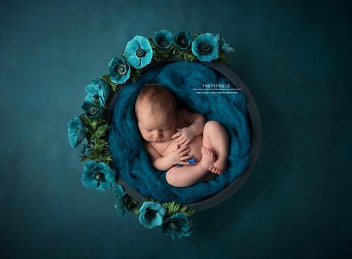 Layarna: Newborn Photoshoot