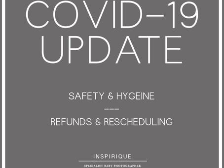 ‼️ COVID-19 UPDATE ‼️