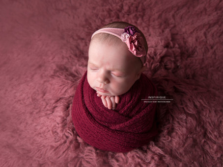 Isla: Newborn Photoshoot