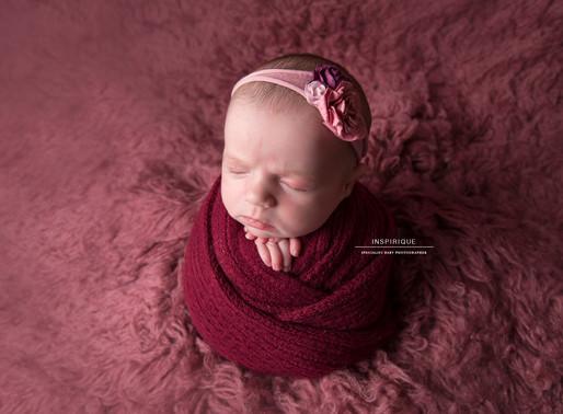 Isla: Newborn Photoshoot