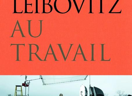 Fiche de lecture 1) Annie Leibovitz au travail, Phaidon