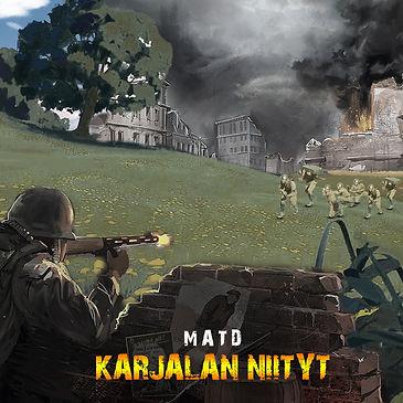 Karjalan Niityt - MATD official Cover Ar