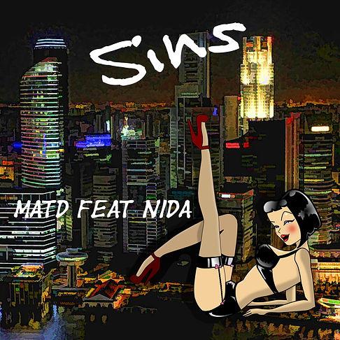Original Cover Art by Ari Kivi Sins - MA