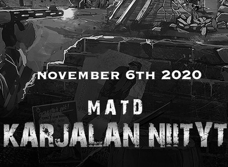 Karjalan Niityt new song release
