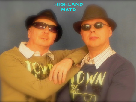 Highland - instrumental MATD feat Gaugolon