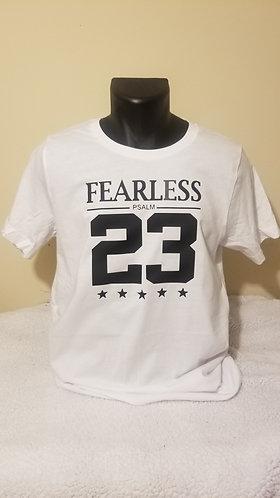 Psalm 23 Fearless 23 T-Shirt