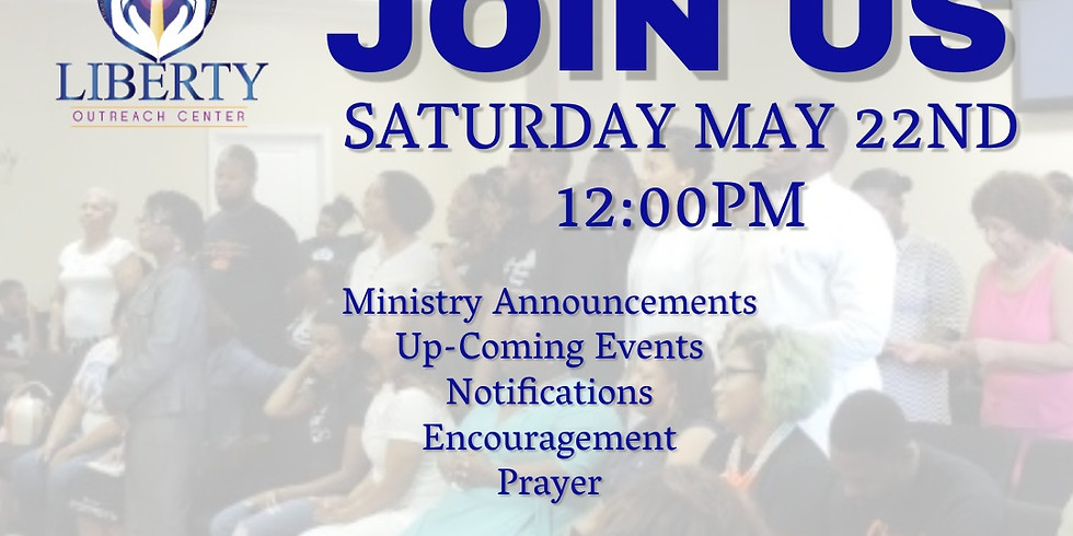 5/22/21 All Liberty Family Meeting Virtual