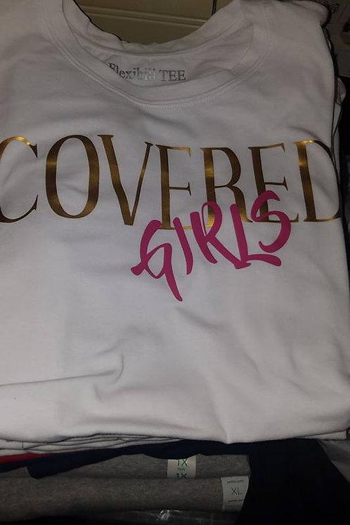 Covered Girl T-Shirt
