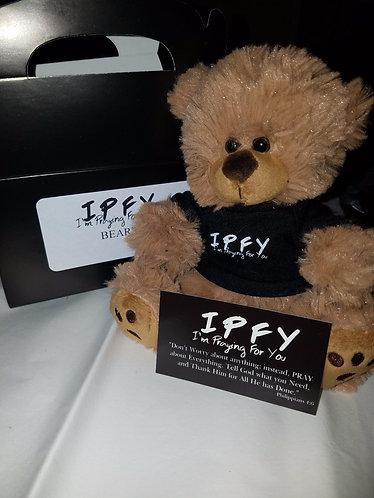 IPFY Prayer Bear