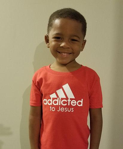 Kids Addicted to Jesus T-Shirt