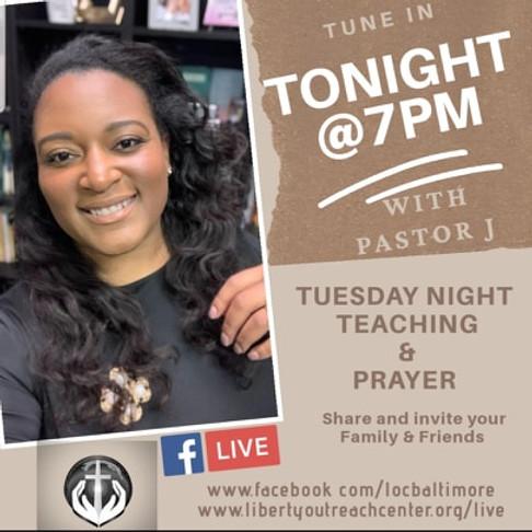 6/22/21 T.N.T. Bible Study