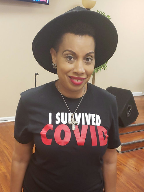 I Survived Covid T-Shirt