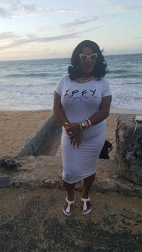 IPFY BodyCon Midi Dress