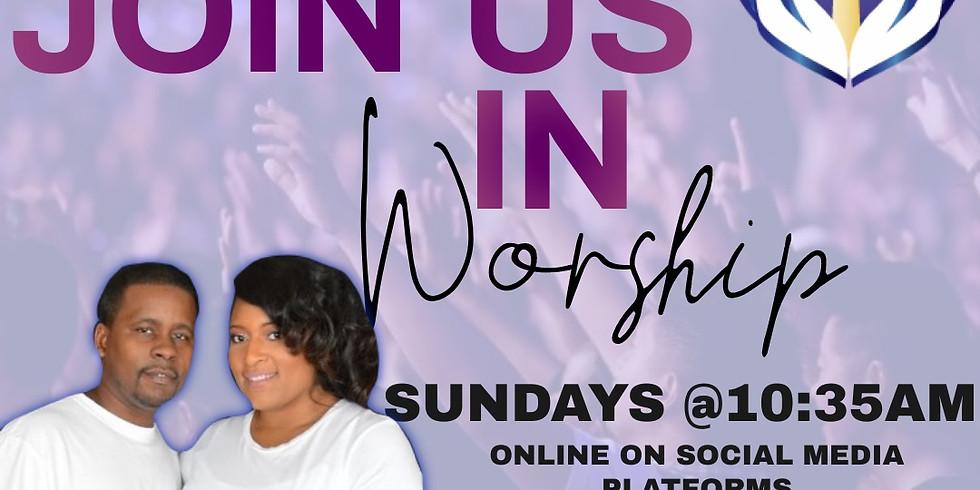 3/7/21 Sunday Service