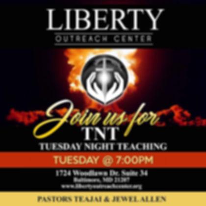 Liberty 2nd Anniversary