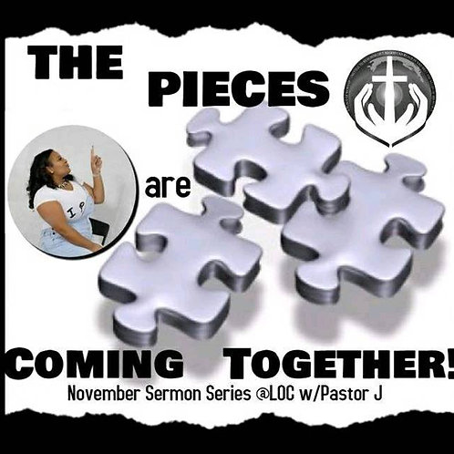 """The Pieces are Coming Together"" Series (5 Disc Set)"