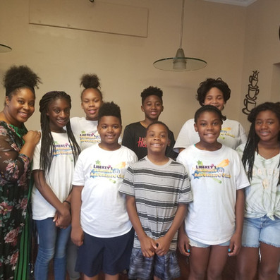 Liberty Outreach Center Youth