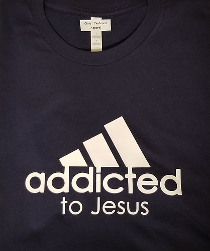 Youth Addicted to Jesus T-Shirt