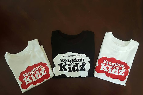 Kingdom Kidz T-Shirt (Youth)