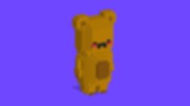 Teddy Bear Jump Splashscreen