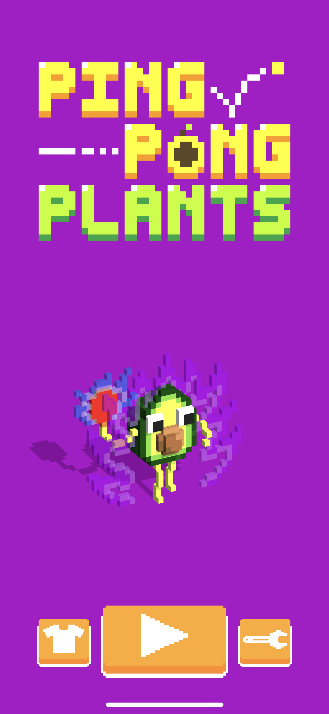 Ping Pong Plants Title