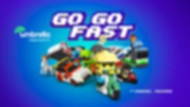 Go Go Fast Splashscreen