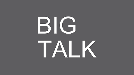Big Talk Splashscreen
