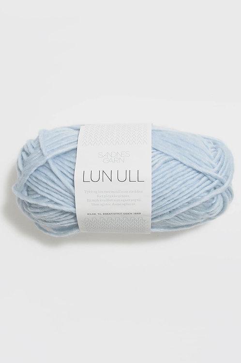 Lun Ull 6021 (Ljusblå)