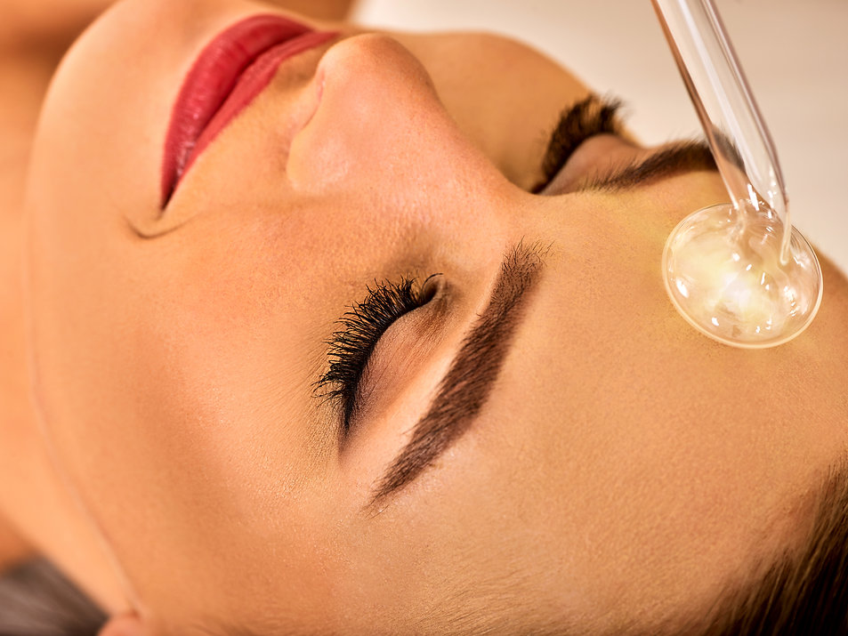 High Frequency Facial