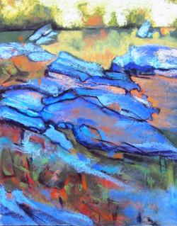 Blue Rocks, Gold River