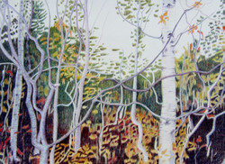 THE BIRCH TREES