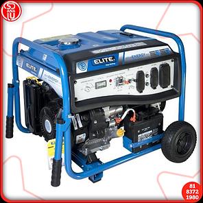 Generador Eléctrico portatil de Gasolina Profesional 2G100