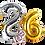 Thumbnail: Numero de Globo 32´80 cms