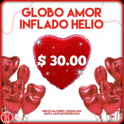 Globo de Amor Inflado