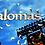 Thumbnail: Paloma Biodegradable Inflada con gas helio