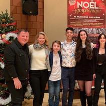 Conférence de presse pour Noël Symphonique, 18 novembre 2019