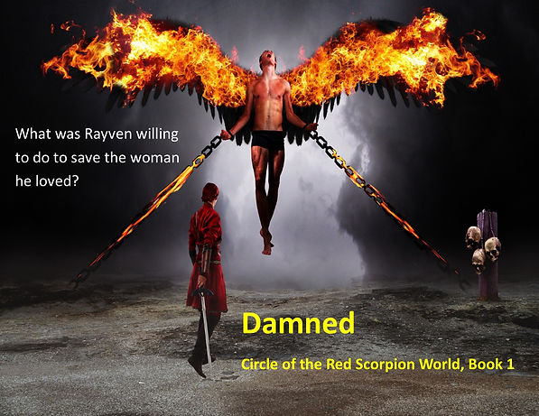 Damned Coming Soon