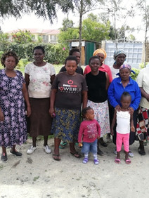 Grouppicture of some of the mothers of Seed Of Love