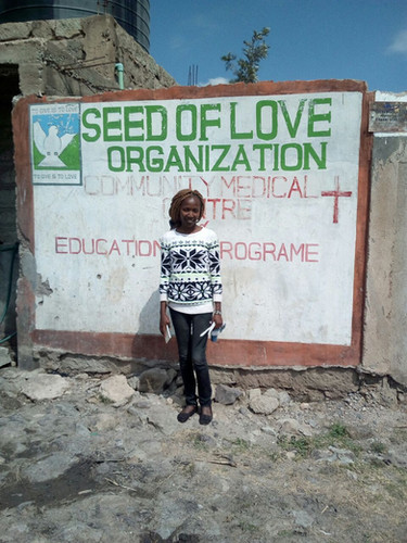 One of the mothers of Seed Of Love